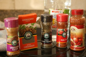 1 - spices